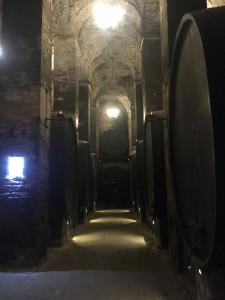Une cave
