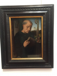 Hans Memling - Saint Benoit -1487