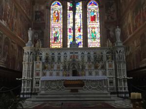 L'église Santa Maria Novella