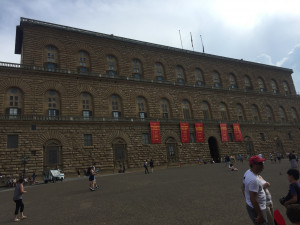 Le Palais Pitti