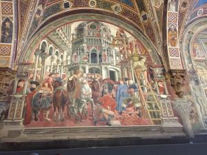 Domenico di Bartolo - 1442-43