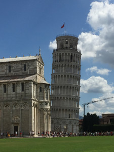 La Tour et le Duomo