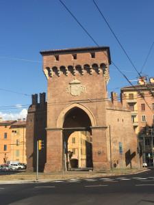 Porte médiévale San Felice (entrée de la vieille ville)