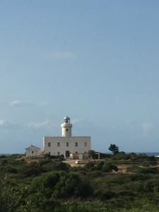 Le phare de Capo Ferro