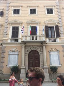 La mairie de La Maddalena
