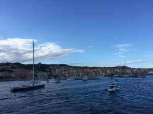 Retour vers la Sardaigne