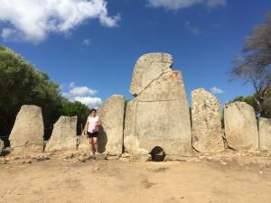 La Tomba dei giganti