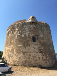 La tour de Porto Conte